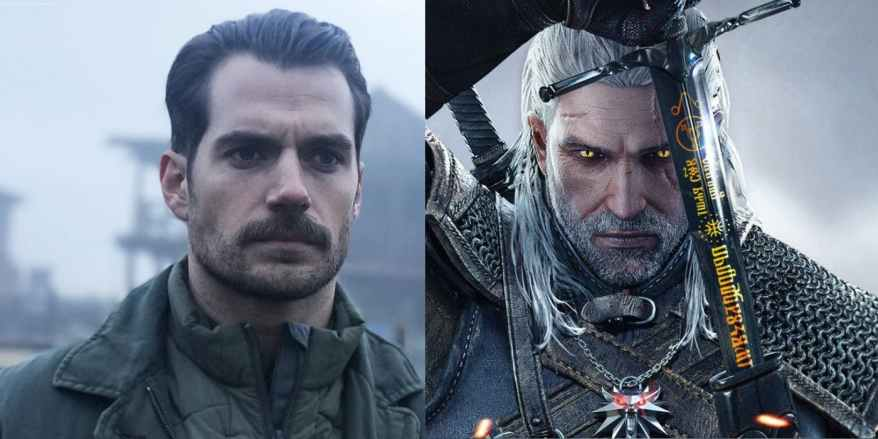 Henry-Cavill-The-Witcher-adaptation